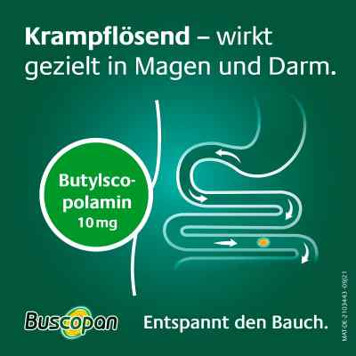 Buscopan Dragees  bei deutscheinternetapotheke.de bestellen