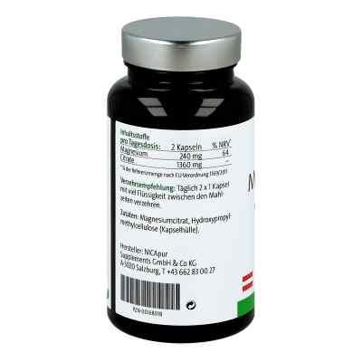 Nicapur Magnesiumcitrat 120 Kapseln  bei deutscheinternetapotheke.de bestellen
