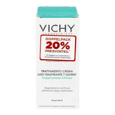 Vichy Deo Creme regulierend Doppelpack  bei deutscheinternetapotheke.de bestellen