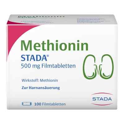 Methionin Stada 500 mg Filmtabletten  bei deutscheinternetapotheke.de bestellen