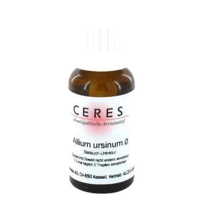 Ceres Allium ursinum Urtinktur  bei deutscheinternetapotheke.de bestellen