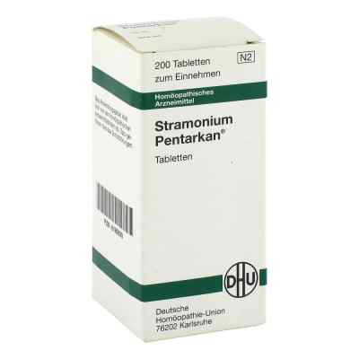 Stramonium Pentarkan Tabletten  bei deutscheinternetapotheke.de bestellen