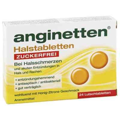 Anginetten Halstabletten zuckerfrei  bei deutscheinternetapotheke.de bestellen