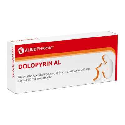 Dolopyrin AL  bei deutscheinternetapotheke.de bestellen