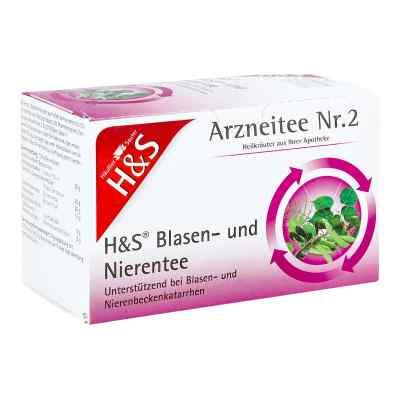 H&S Blasen-und Nierentee  bei deutscheinternetapotheke.de bestellen