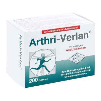 Arthri Verlan Tabletten  bei deutscheinternetapotheke.de bestellen