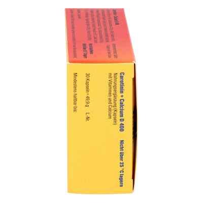 Carotinin + Calcium D 400 Kapseln  bei deutscheinternetapotheke.de bestellen
