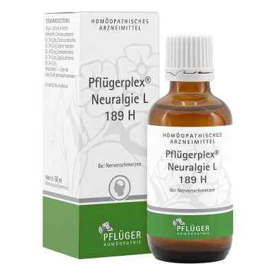 Pflügerplex Neuralgie L 189 H Tropfen  bei deutscheinternetapotheke.de bestellen