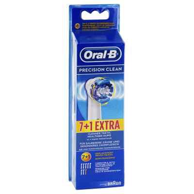 Oral B Aufsteckbürsten Precision Clean 7er+1  bei deutscheinternetapotheke.de bestellen
