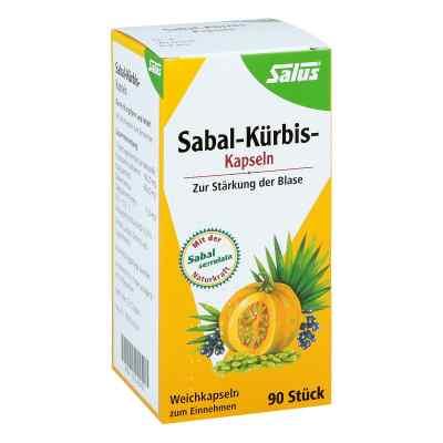 Sabal-Kürbis-Kapseln Salus  bei deutscheinternetapotheke.de bestellen