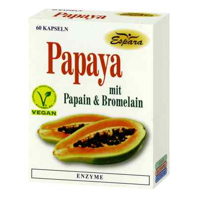 Papaya Kapseln  bei deutscheinternetapotheke.de bestellen