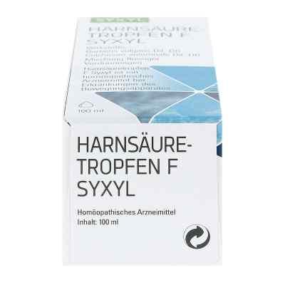 Harnsäuretropfen F Syxyl Lösung  bei deutscheinternetapotheke.de bestellen