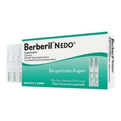 Berberil N EDO Augentropfen  bei deutscheinternetapotheke.de bestellen