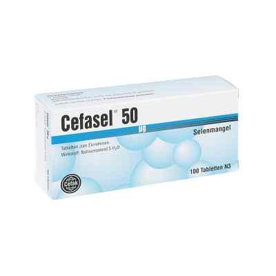 Cefasel 50 [my]g Tabletten  bei deutscheinternetapotheke.de bestellen