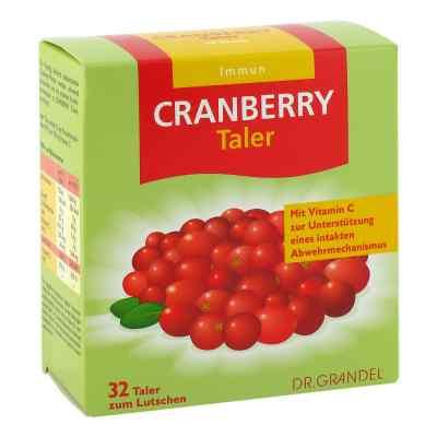 Cranberry Cerola Taler Grandel  bei deutscheinternetapotheke.de bestellen
