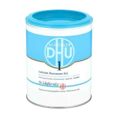 Biochemie Dhu 1 Calcium fluorat.D 12 Tabletten  bei deutscheinternetapotheke.de bestellen