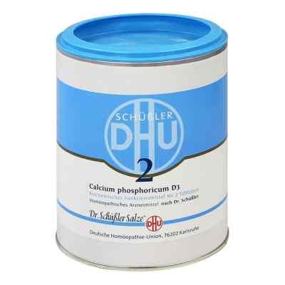 Biochemie Dhu 2 Calcium phosphorus D3 Tabletten  bei deutscheinternetapotheke.de bestellen
