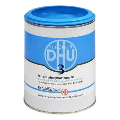Biochemie Dhu 3 Ferrum phosphorus D3 Tabletten  bei deutscheinternetapotheke.de bestellen