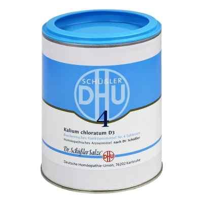 Biochemie Dhu 4 Kalium chlorat. D3 Tabletten  bei deutscheinternetapotheke.de bestellen