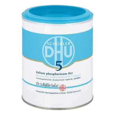 Biochemie Dhu 5 Kalium phosphorus D12 Tabletten  bei deutscheinternetapotheke.de bestellen
