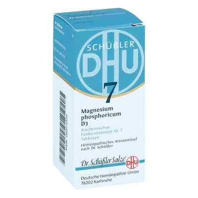 Biochemie Dhu 7 Magnesium phosphoricum D  3 Tabletten  bei deutscheinternetapotheke.de bestellen