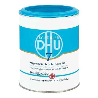 Biochemie Dhu 7 Magnesium phosphoricum D3 Tabletten  bei deutscheinternetapotheke.de bestellen