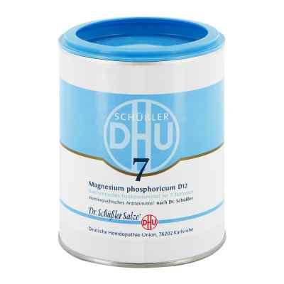 Biochemie Dhu 7 Magnesium phosphoricum D12 Tabletten  bei deutscheinternetapotheke.de bestellen