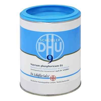 Biochemie Dhu 9 Natrium phosph. D3 Tabletten  bei deutscheinternetapotheke.de bestellen