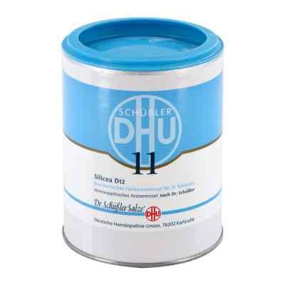 Biochemie Dhu 11 Silicea D12 Tabletten  bei deutscheinternetapotheke.de bestellen