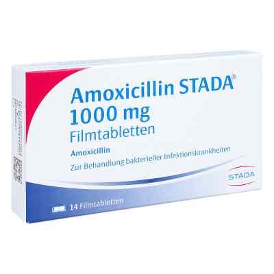 Amoxicillin STADA 1000mg  bei deutscheinternetapotheke.de bestellen