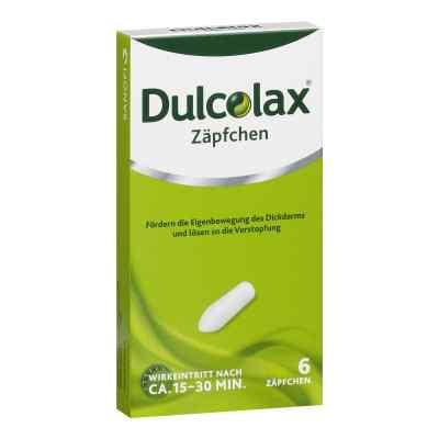 Dulcolax Zäpfchen bei Verstopfung  bei deutscheinternetapotheke.de bestellen