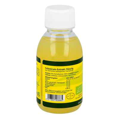 Colostrum Extrakt flüssig Bio  bei deutscheinternetapotheke.de bestellen