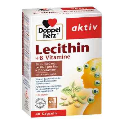 Doppelherz Lecithin + B-vitamine Kapseln  bei deutscheinternetapotheke.de bestellen