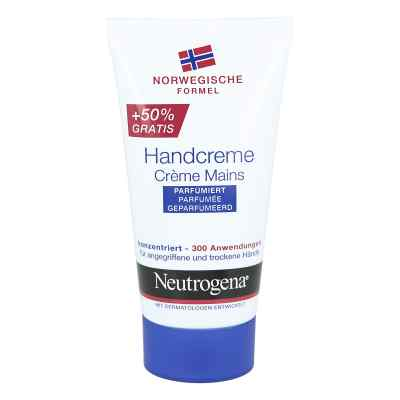 Neutrogena norweg.Formel Handcreme parfümiert  bei deutscheinternetapotheke.de bestellen