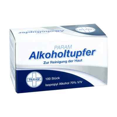 Alkoholtupfer Param  bei deutscheinternetapotheke.de bestellen
