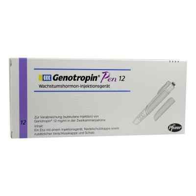 Genotropin Pen 12 mg bunt  bei deutscheinternetapotheke.de bestellen