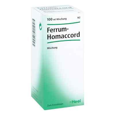 Ferrum Homaccord Tropfen  bei deutscheinternetapotheke.de bestellen