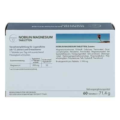 Nobilin Magnesium Tabletten  bei deutscheinternetapotheke.de bestellen