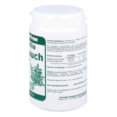 Weihrauch 400 mg Kapseln  bei deutscheinternetapotheke.de bestellen