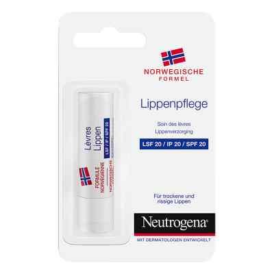 Neutrogena norweg.Formel Lippenpflege Lsf 20 Sti.  bei deutscheinternetapotheke.de bestellen