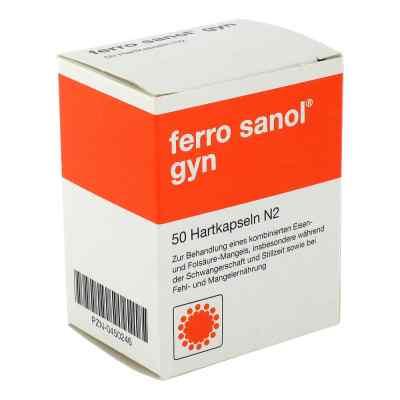 Ferro sanol gyn  bei deutscheinternetapotheke.de bestellen