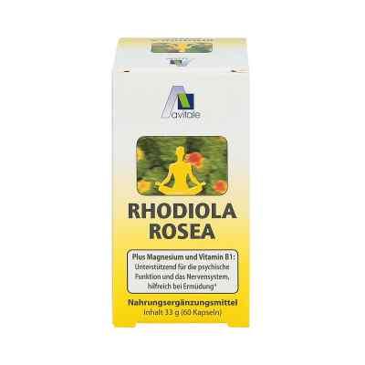 Rhodiola Rosea Kapseln 200 mg  bei deutscheinternetapotheke.de bestellen