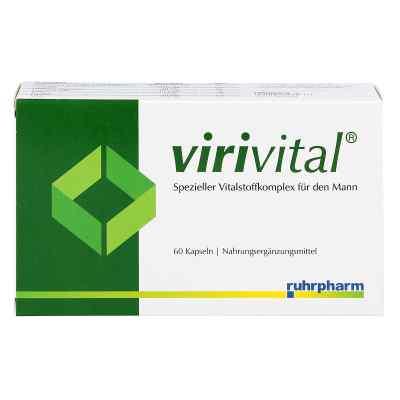 Virivital Kapseln  bei deutscheinternetapotheke.de bestellen