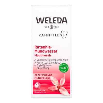 Weleda Ratanhia Mundwasser  bei deutscheinternetapotheke.de bestellen