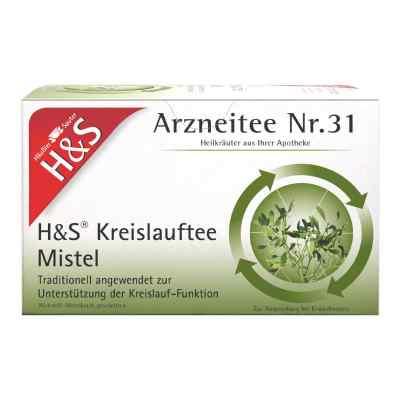 H&S Kreislauftee Mistel  bei deutscheinternetapotheke.de bestellen
