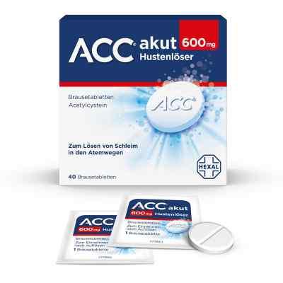 ACC akut 600mg Hustenlöser  bei deutscheinternetapotheke.de bestellen
