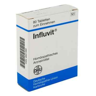 Influvit Tabletten  bei deutscheinternetapotheke.de bestellen