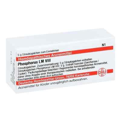 Lm Phosphorus Viii Globuli  bei deutscheinternetapotheke.de bestellen
