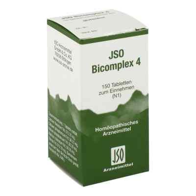 Jso Bicomplex Heilmittel Nummer  4  bei deutscheinternetapotheke.de bestellen