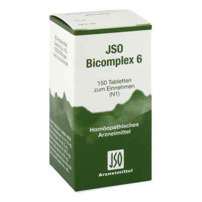 Jso Bicomplex Heilmittel Nummer  6  bei deutscheinternetapotheke.de bestellen